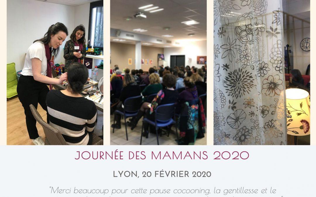 Journée des mamans d'un enfant malade ou handicapé- 20 février 2020 – organisée par OCH
